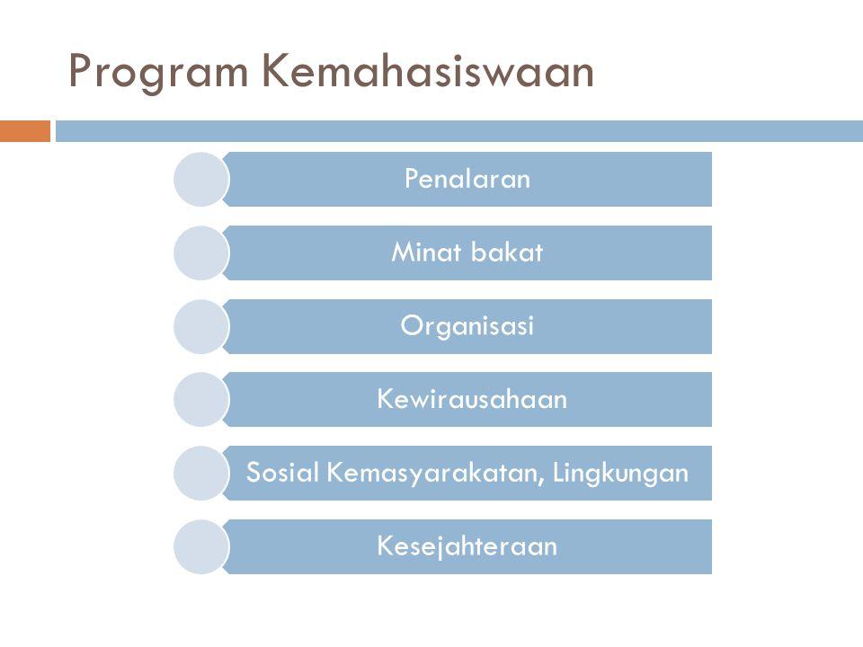 Program Kemahasiswaan