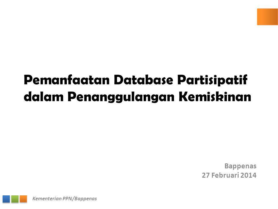 Kementerian PPN/Bappenas 12 SKPD Skema Pelayanan Sistem Rujukan Terpadu I Beragam Loket Dengan Beragam Layanan