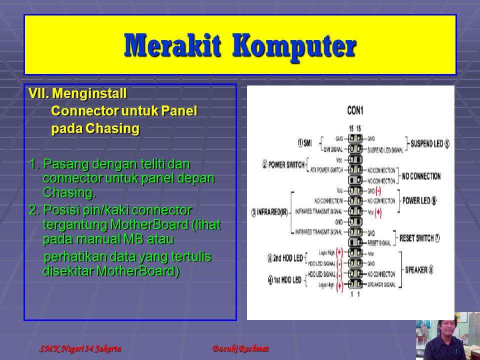 SMK Negeri 34 JakartaBasuki Rachmat VII.