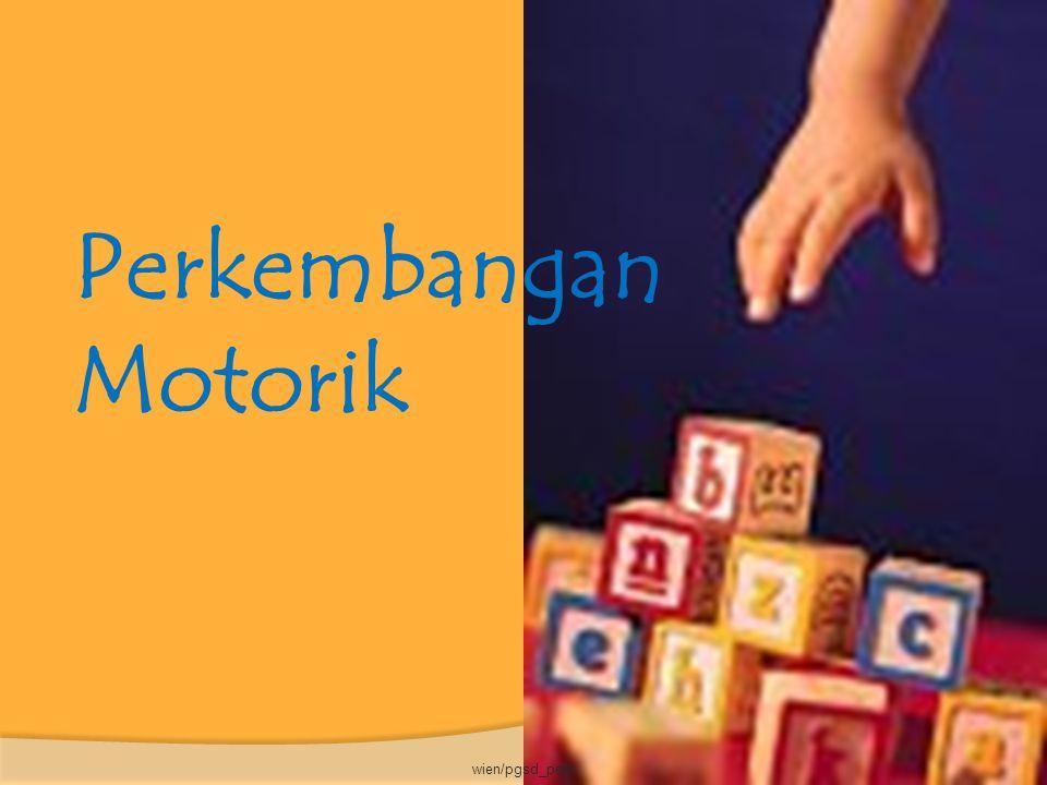 Perkembangan Motorik wien/pgsd_perk