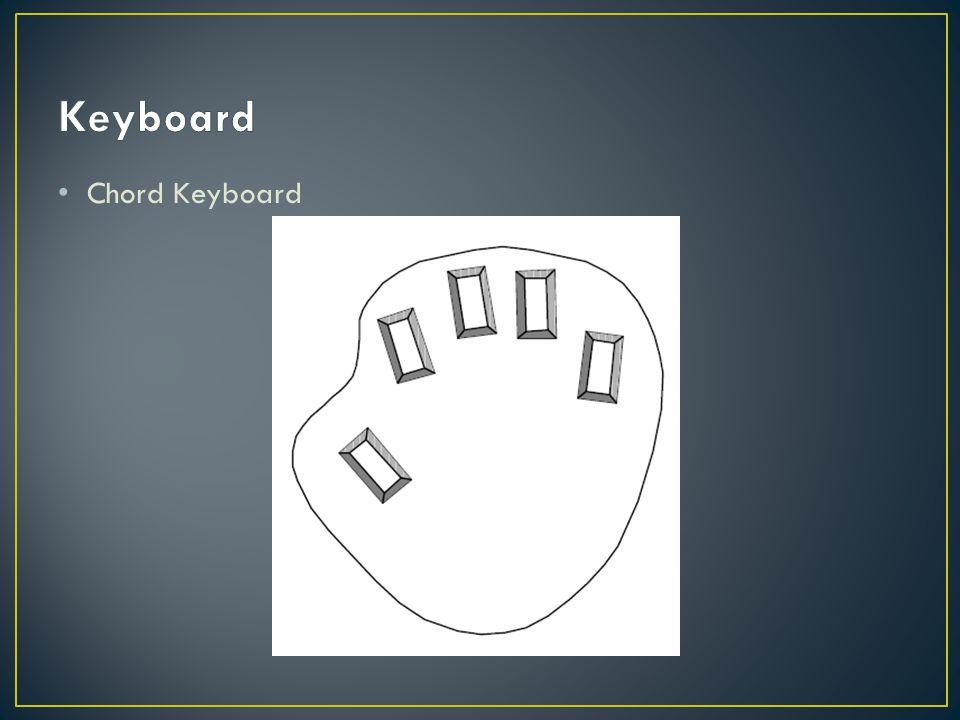 Chord Keyboard