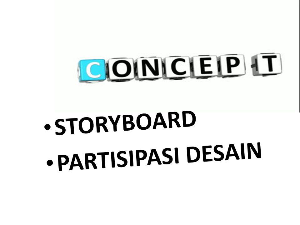 STORYBOARD PARTISIPASI DESAIN