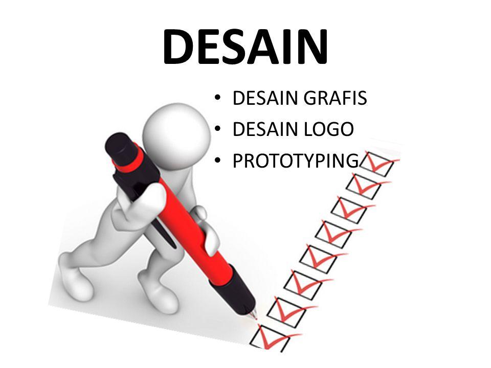 DESAIN DESAIN GRAFIS DESAIN LOGO PROTOTYPING