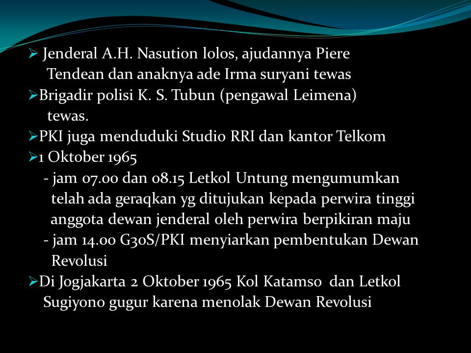  Jenderal A.H.