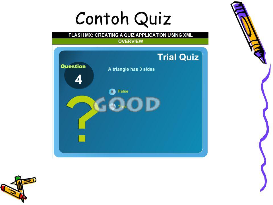 Contoh Quiz