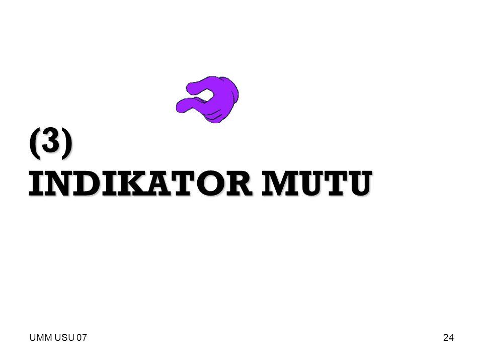 UMM USU 0724 (3) INDIKATOR MUTU