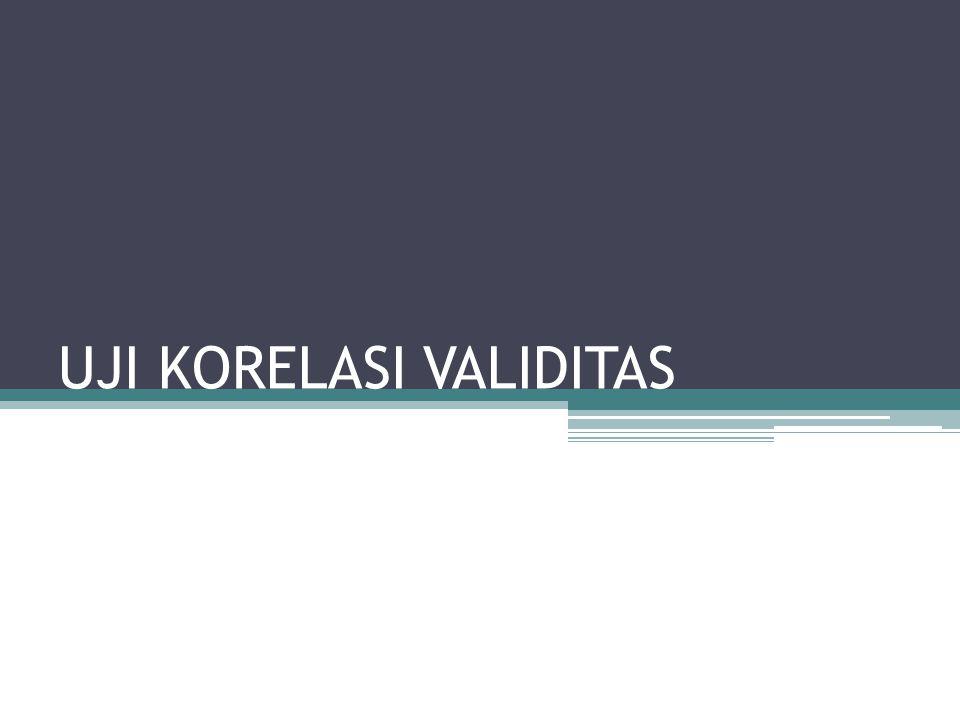 KESIMPULAN Rata-rata hasil uji penelitian menunjukkan data yang signifikan, baik dari uji validitas korelasi, reliabilitas, maupun regresi terhadap produk sabun Lifebuoy.