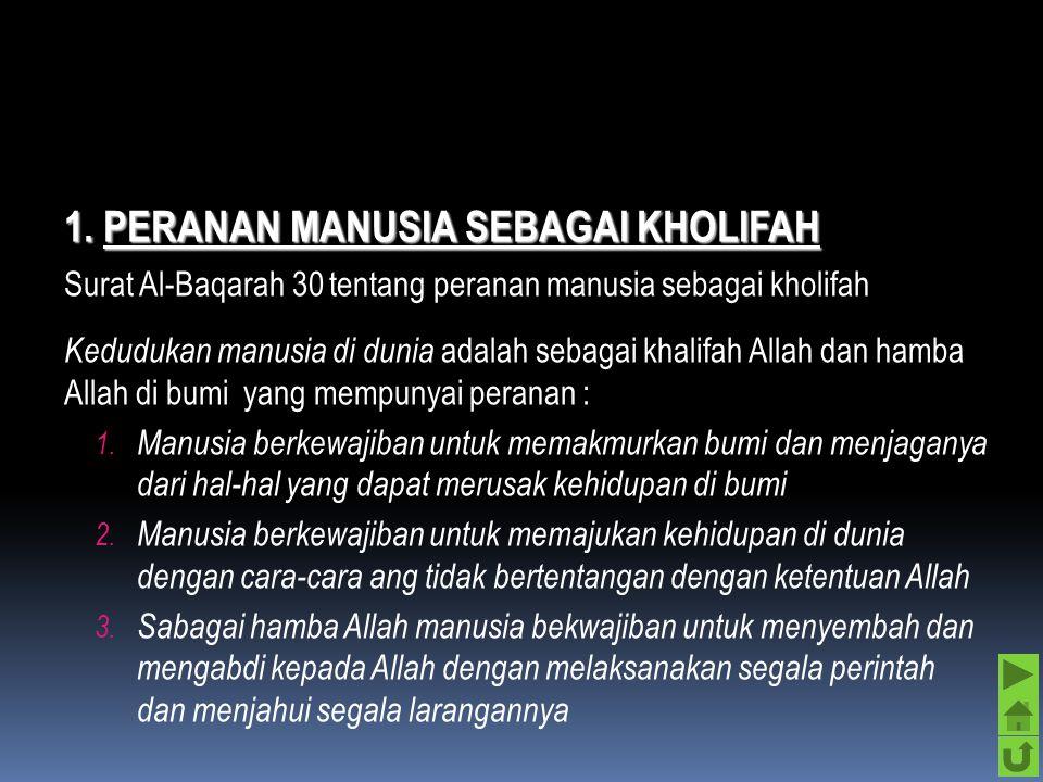 PROSES KEJADIAN MANUSIA : AL MU'MINUN 12 – 14 SULALATIN MIN THIN (Saripati Tanah) NUTHFAH (Sperma) ALAQAH (Segumpal Darah) IDHOM (Tulang Belulang) Man