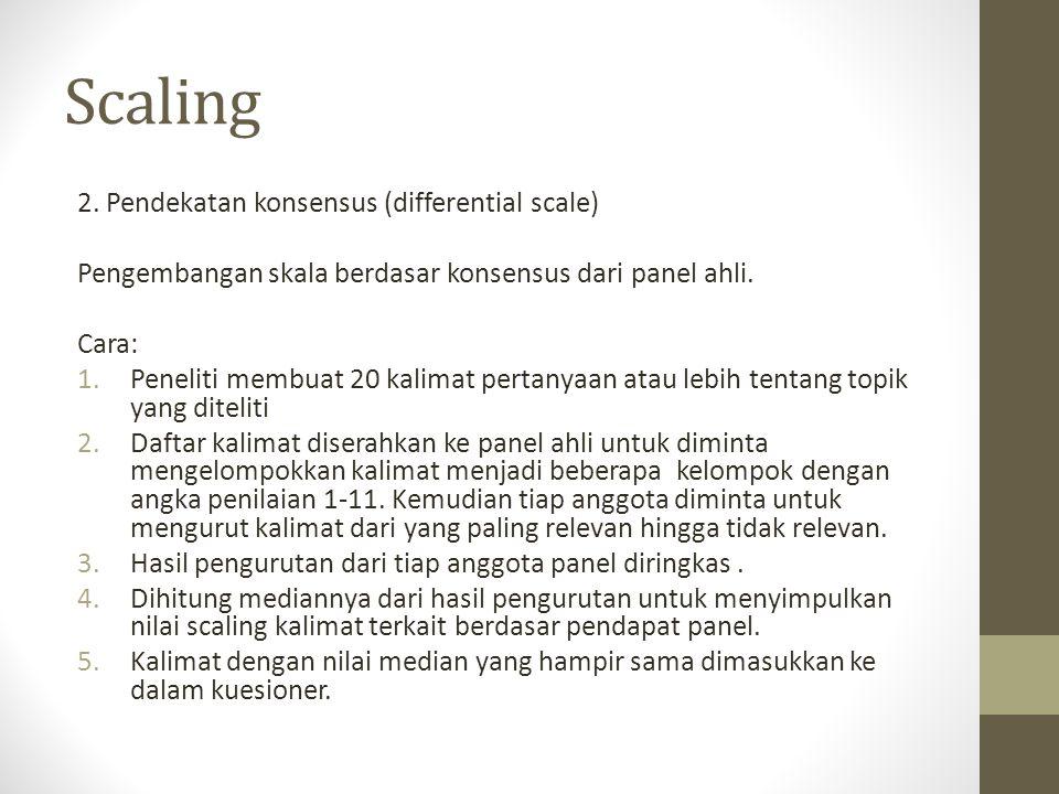 Scaling 3.