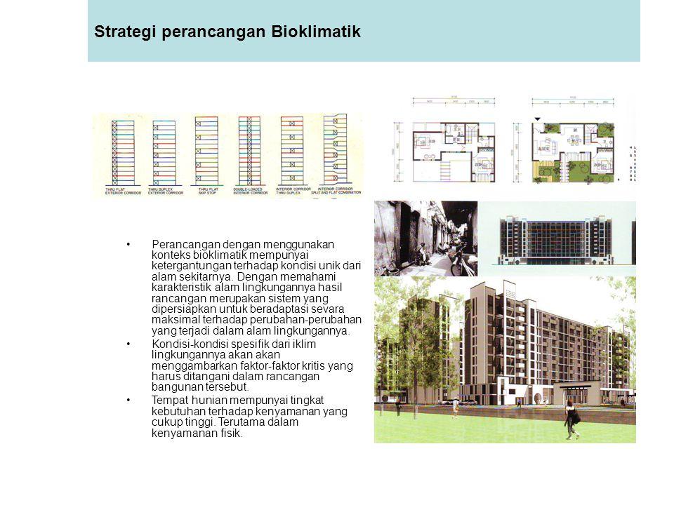 Bioclimatic Design Strategies, Practices and Recommendations (Krishan et al,2001)