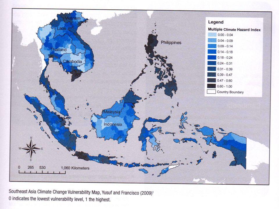 Indonesia dalam Kacamata Kerentanan Bencana