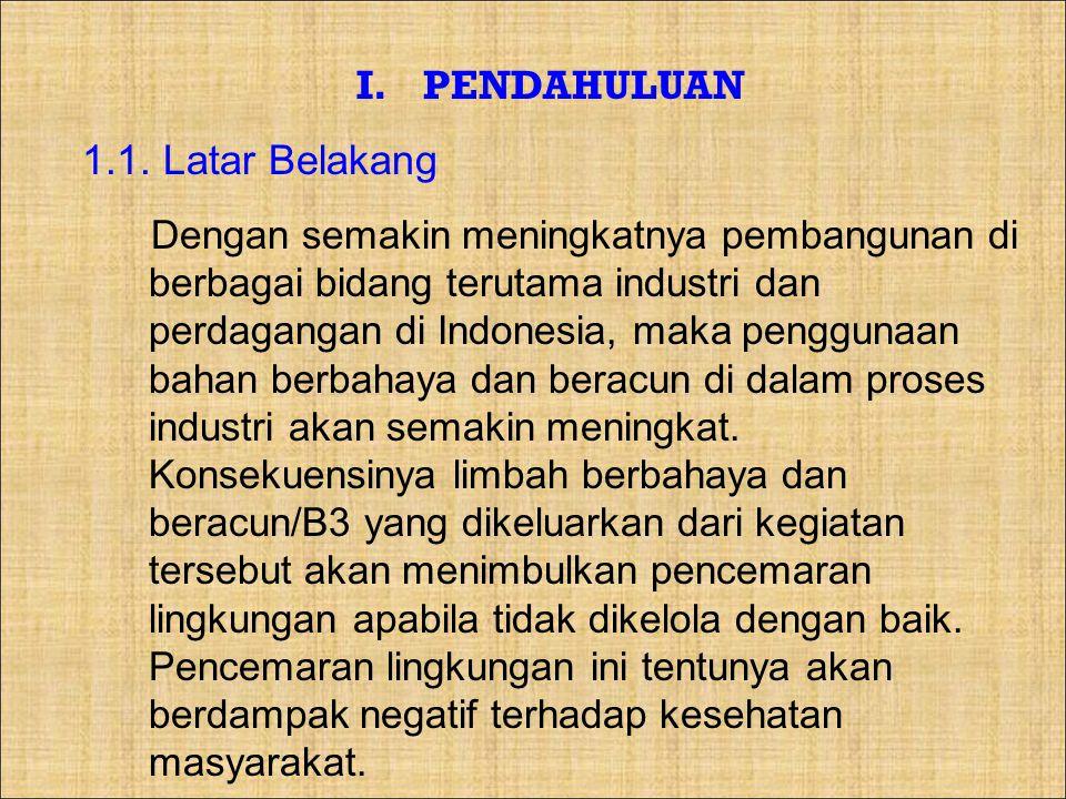 I.PENDAHULUAN 1.1.