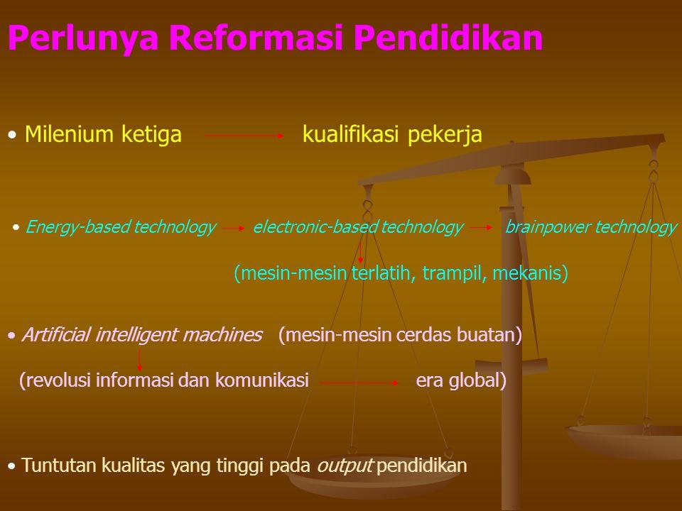  Tujuan pendidikan  Peserta didik  Pendidik a. Orangtua b. Pendidik c. Pemimpin masyarakat dan pemimpin keagamaan  Interaksi edukatif antara pendi