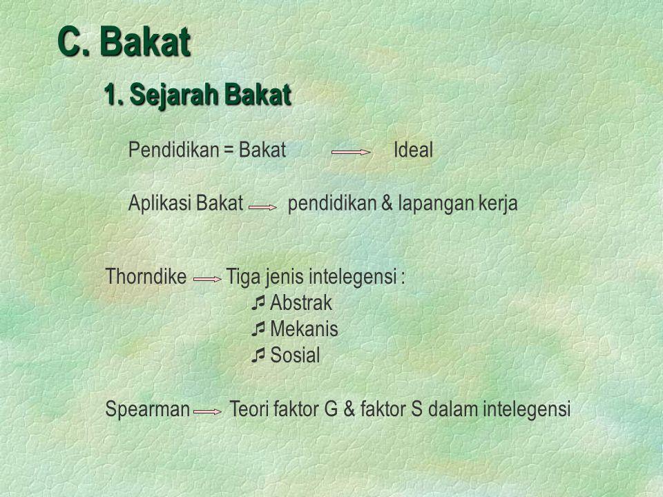 C.Bakat 1.