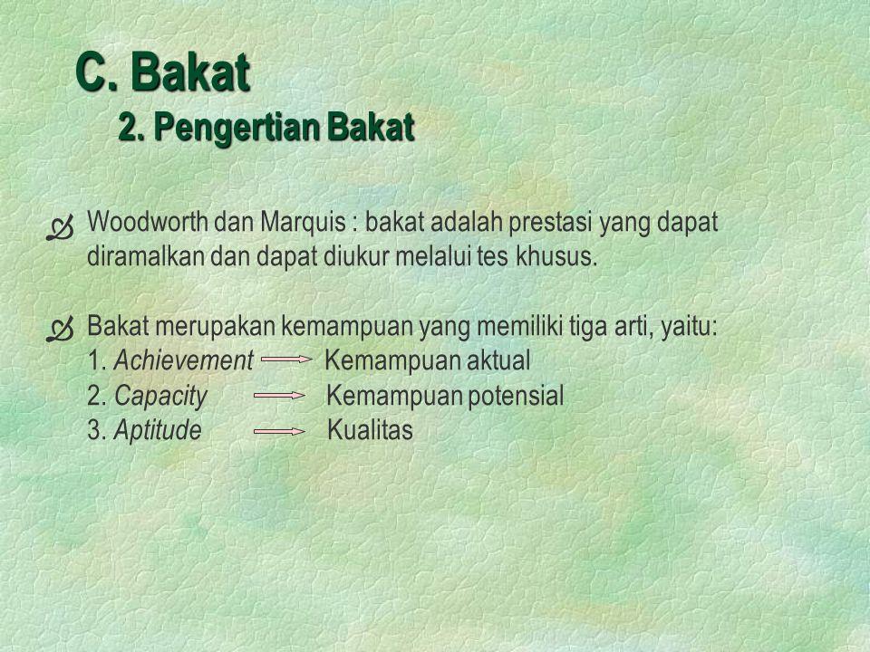 C.Bakat 2.