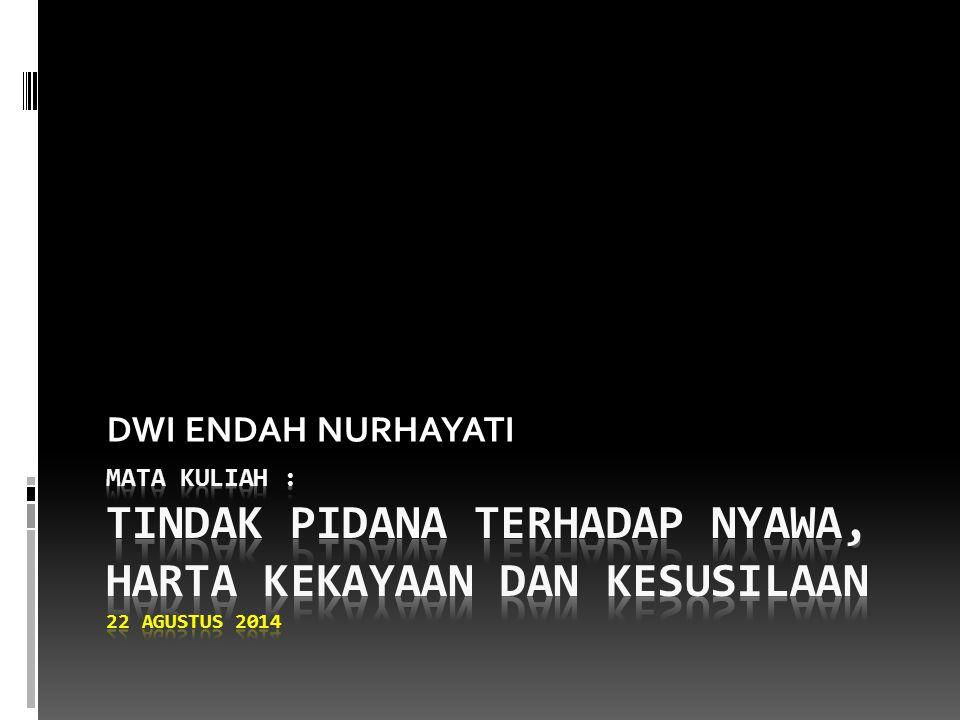 DWI ENDAH NURHAYATI