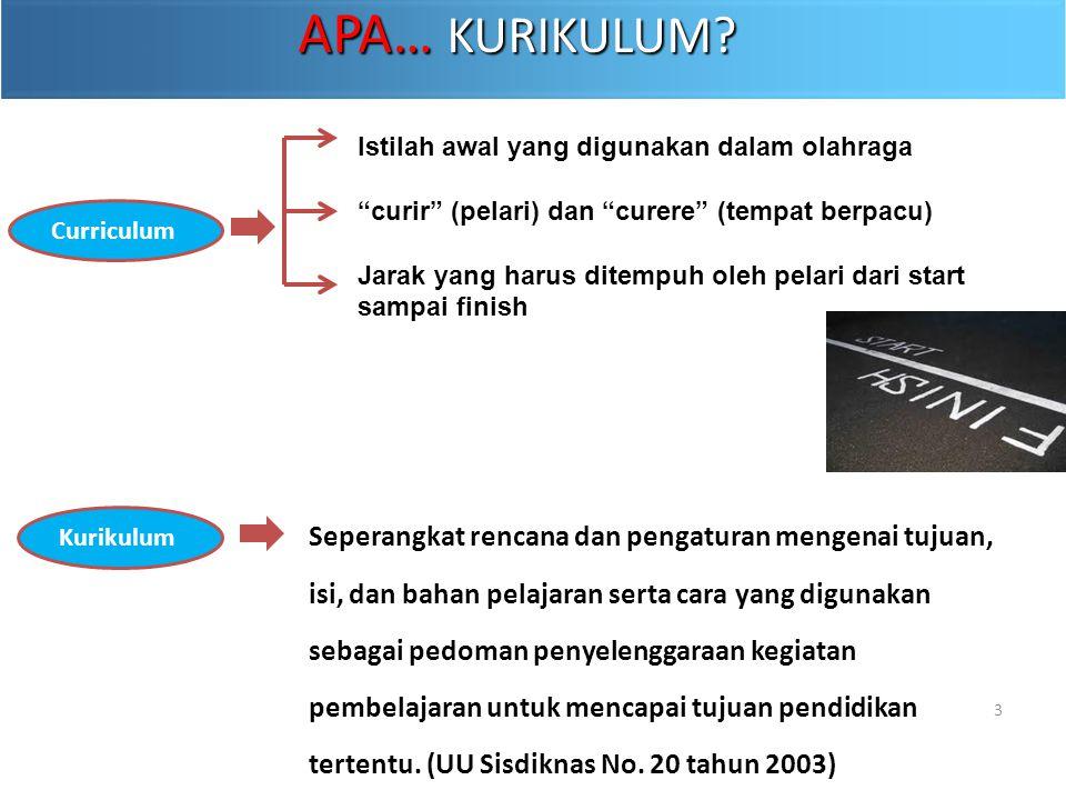 Mengapa Kurikulum perlu berubah?? Benarkah ganti menteri, ganti kurikulum?? 4
