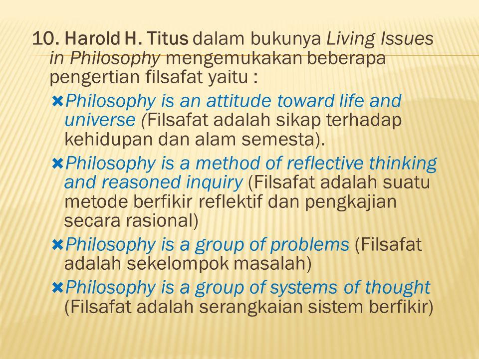 10.Harold H.