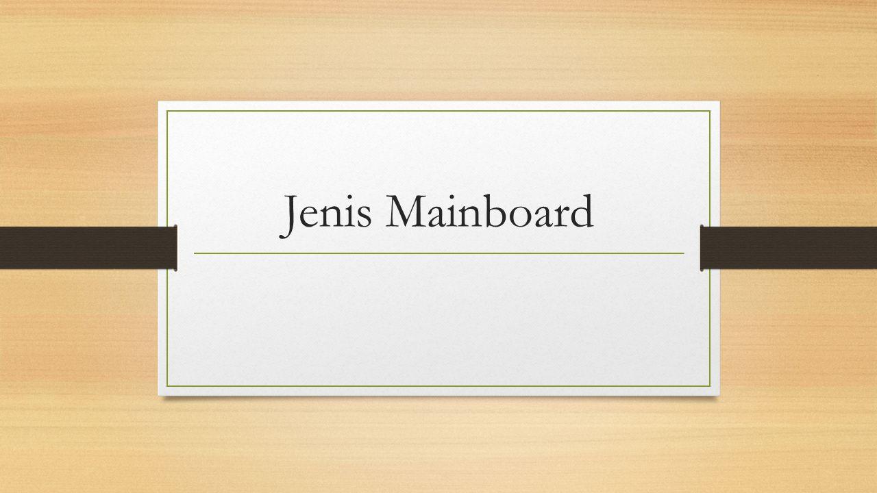 Jenis Mainboard