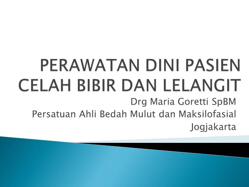 Drg Maria Goretti SpBM Persatuan Ahli Bedah Mulut dan Maksilofasial Jogjakarta