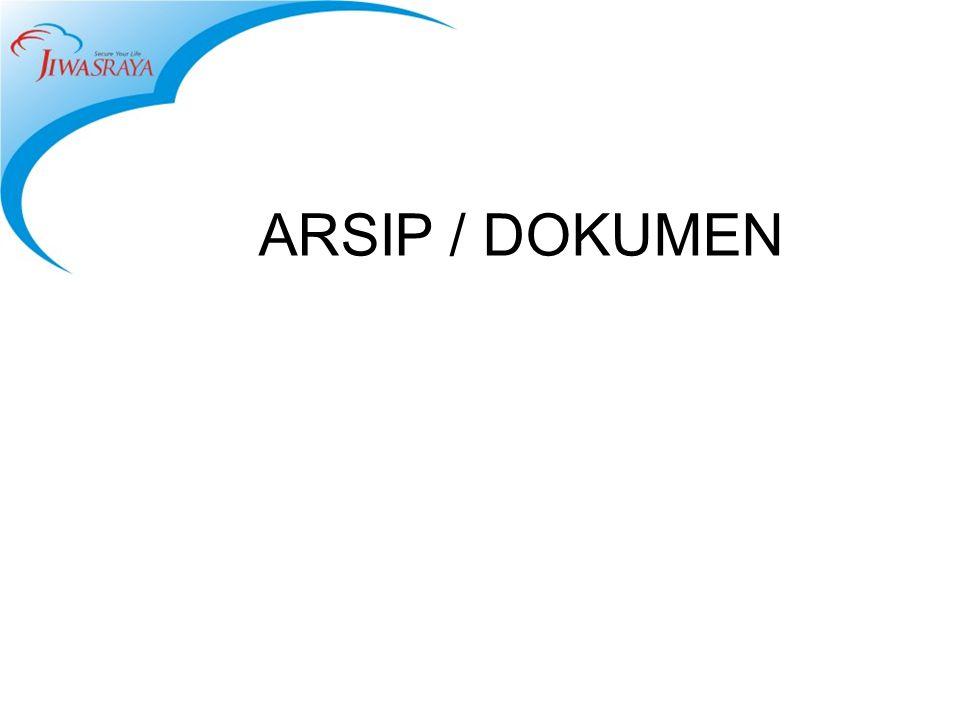 ARSIP / DOKUMEN