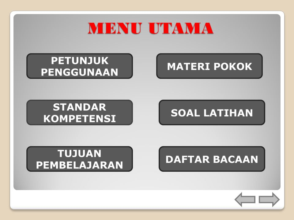 Akuntansi Biaya Bahan Baku MENU UTAMA Dalam siklus bahan baku terdapat tiga pencatatan, yaitu: 1.Mendapatkan bahan baku dari supplier.