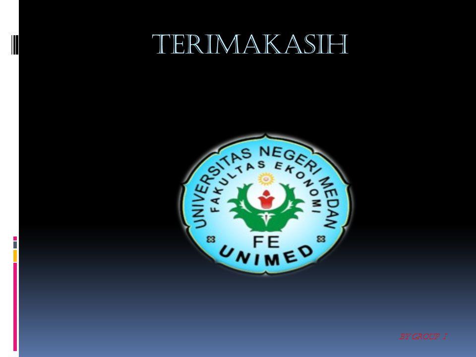 TERIMAKASIH by group I