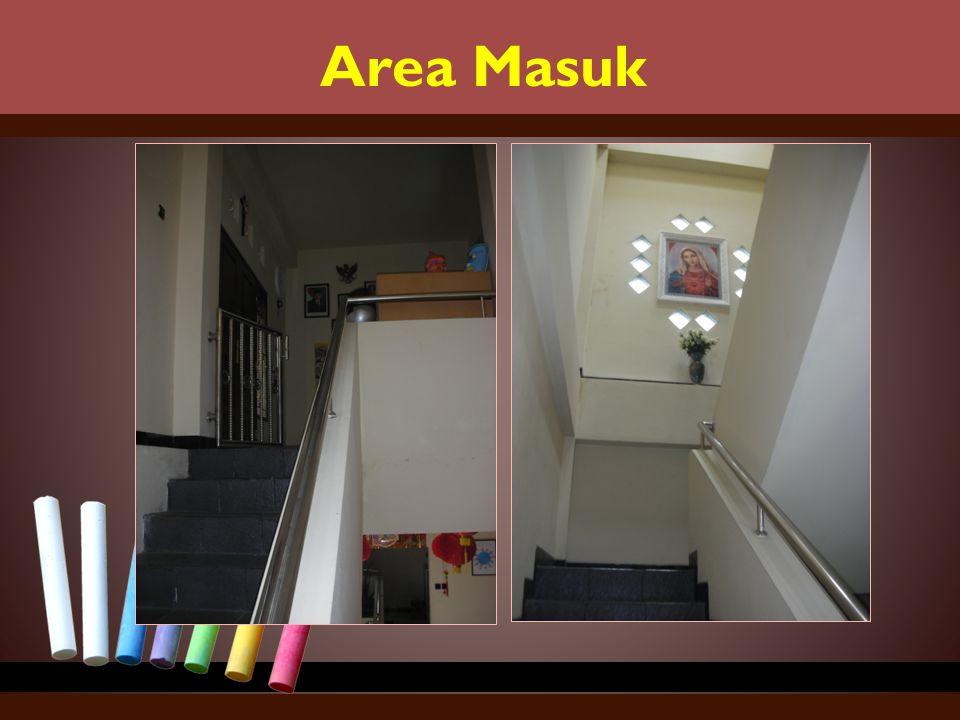 Area Masuk