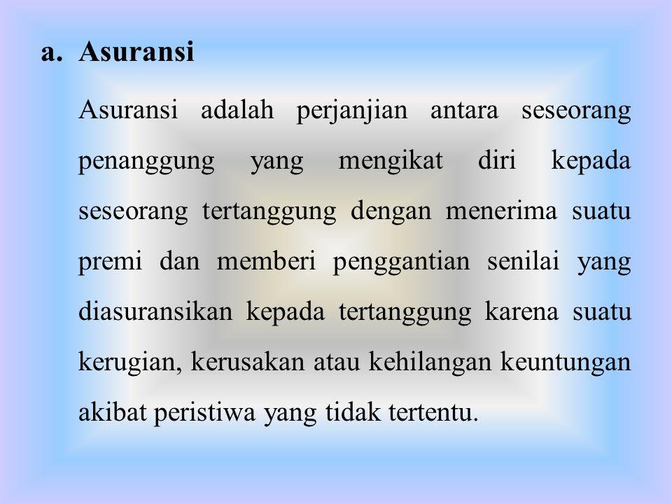 Bentuk usaha lembaga keuangan bukan bank Di Indonesia adalah sebagai berikut: 1.Badan hukum Indonesia yang didirikan oleh warga negara Indonesia atau badan hukum Indonesia dalam bentuk kerja sama dengan badan hukum asing.