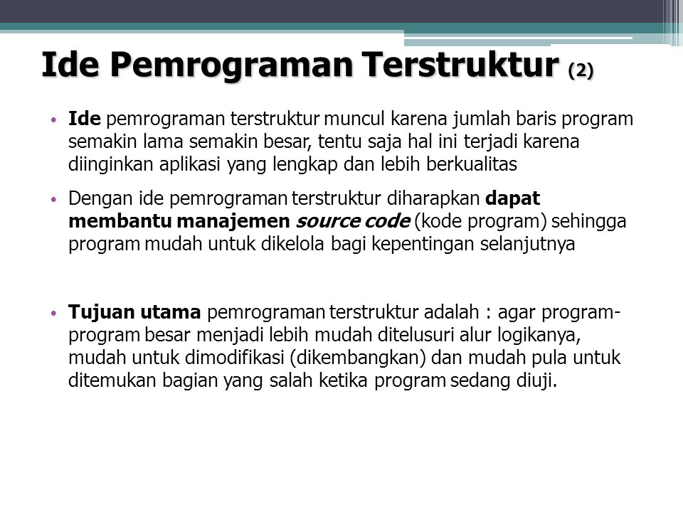 Looping : WHILE Ulang : If {kondisi=true} then Proses1 Proses2 goto Ulang Proses3 While {kondisi=true} Proses 1 Proses 2 Wend Proses 3 While {kondisi} Proses1 Proses2 Proses3