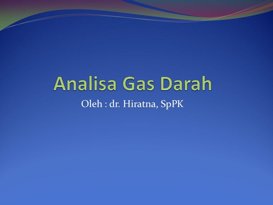 Oleh : dr. Hiratna, SpPK
