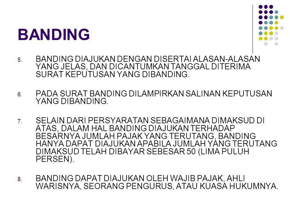 BANDING 9.