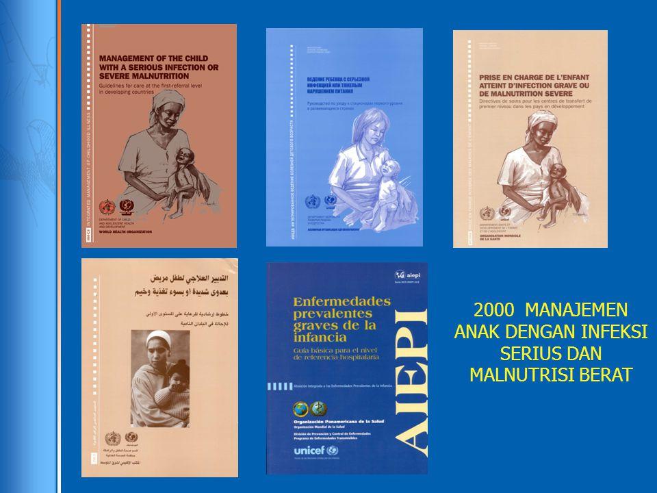 MENINGKATKAN KUALITAS PELAYANAN KESEHATAN ANAK DI RUMAH SAKIT Sekilas tentang Buku Saku Pelayanan Kesehatan Anak di Rumah Sakit dan Metode Pelatihan