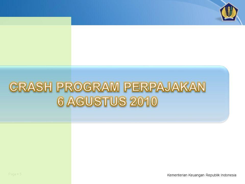 Page  5 Kementerian Keuangan Republik Indonesia