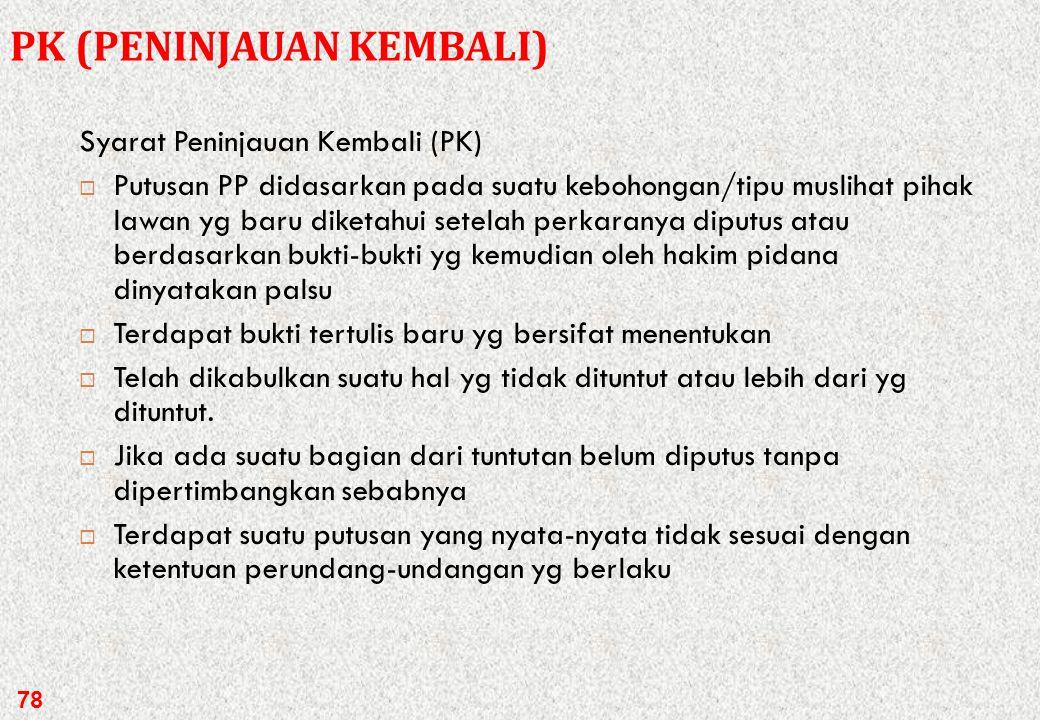  Syarat-syarat:  Diajukan secara tertulis dalam Bahasa Indonesia Indonesia ke PP (Pengadilan Pajak) dengan mencantumkan tanggal diterimanya pelaksan