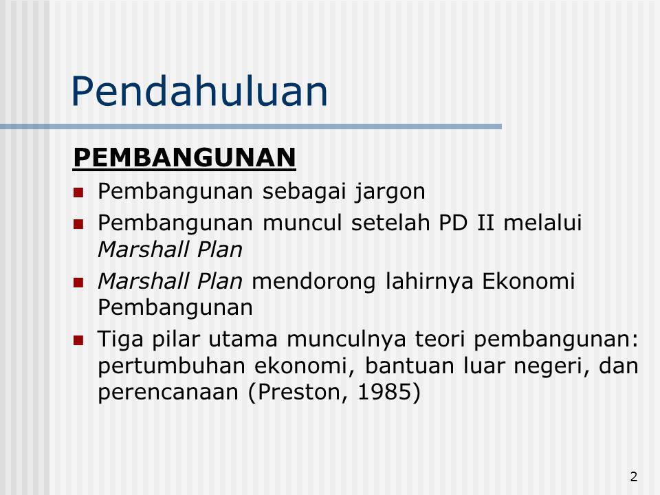 63 Pengangguran di Indonesia Pengangguran di Indonesia dinilai masih cukup tinggi, terutama sebagai akibat dari krisis ekonomi: 1.