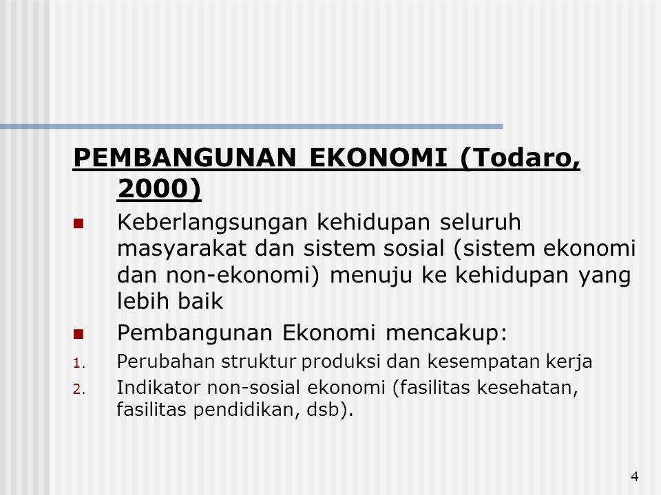 15 Paradigma Baru Dalam Pembangunan 5.