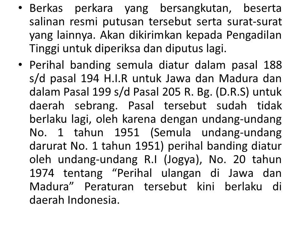 Pasal 6 undang-undang No.