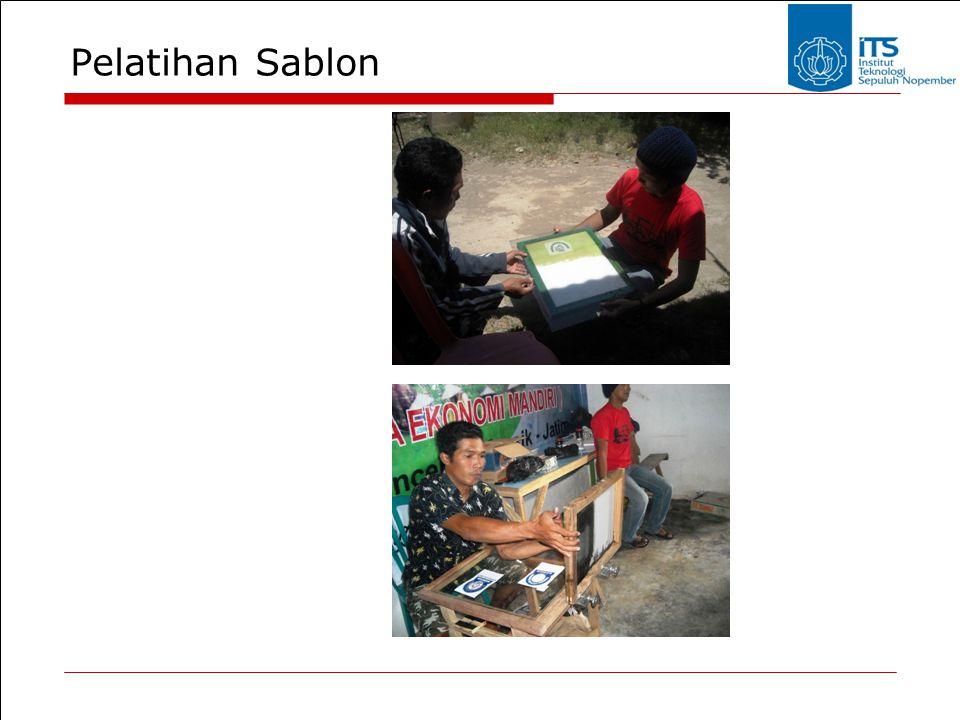 Pelatihan Sablon