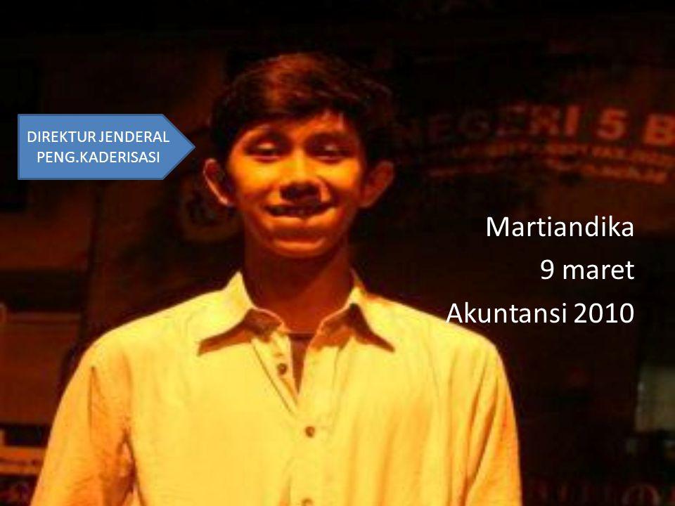 "in+2k'10 Muhamad Halim Bandung 16 Feb 1992 Perpajakan 2010 Ketua Kaderisasi "" Meski Hidup Ini Penuh Dengan Tetesan Keringat dan Air mata Perjuangan, N"