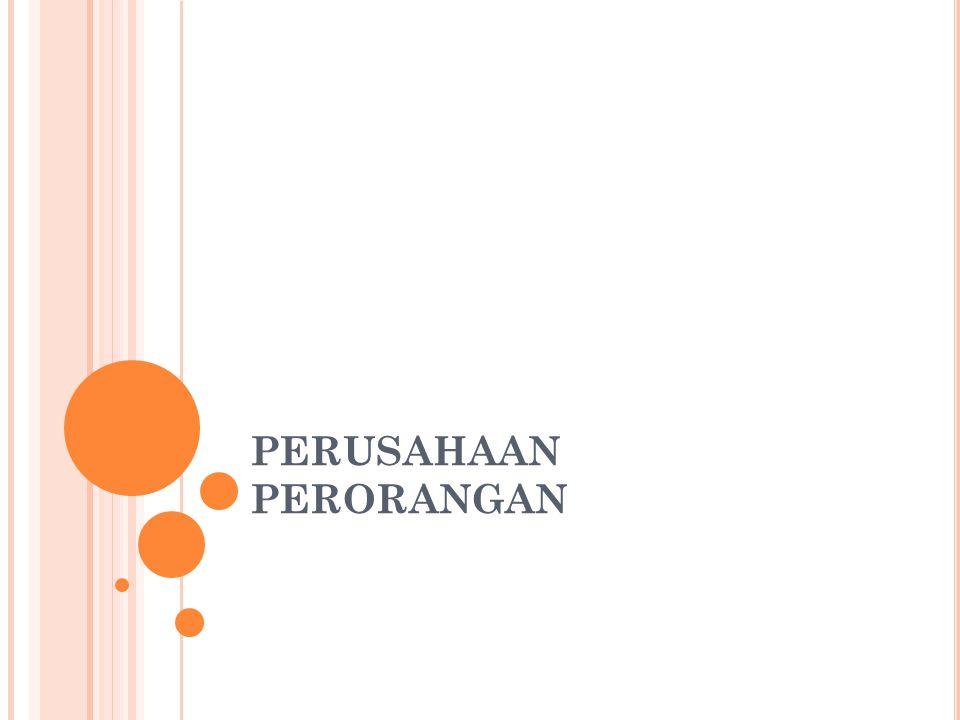 P ERSEROAN S Perseroan yang memiliki karakteristik legal perseroan reguler (C), namun memiliki keunggulan karena dikenakan pajak seperti persekutuan jika memenuhi beberapa kriteria tertentu.