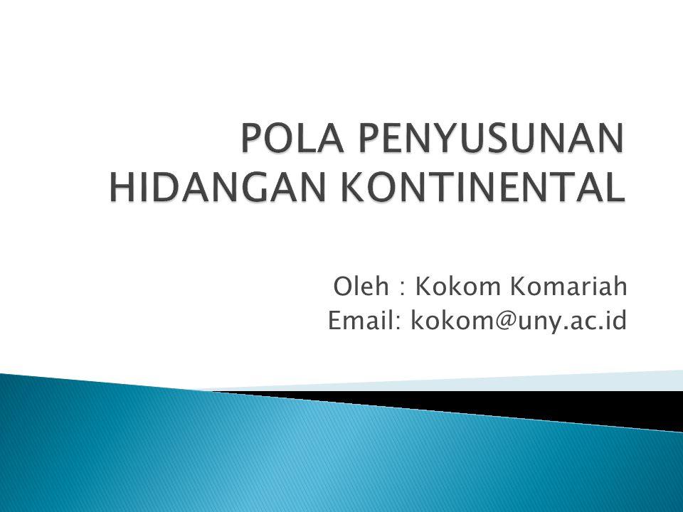 Oleh : Kokom Komariah Email: kokom@uny.ac.id
