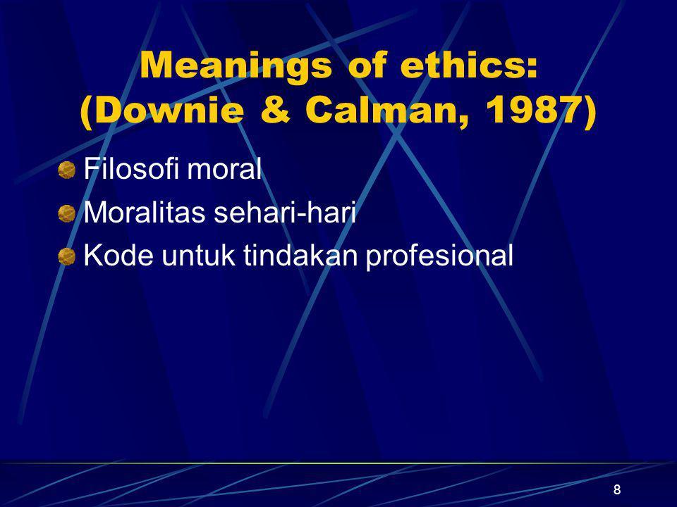 9 Prinsip-prinsip etika penelitian
