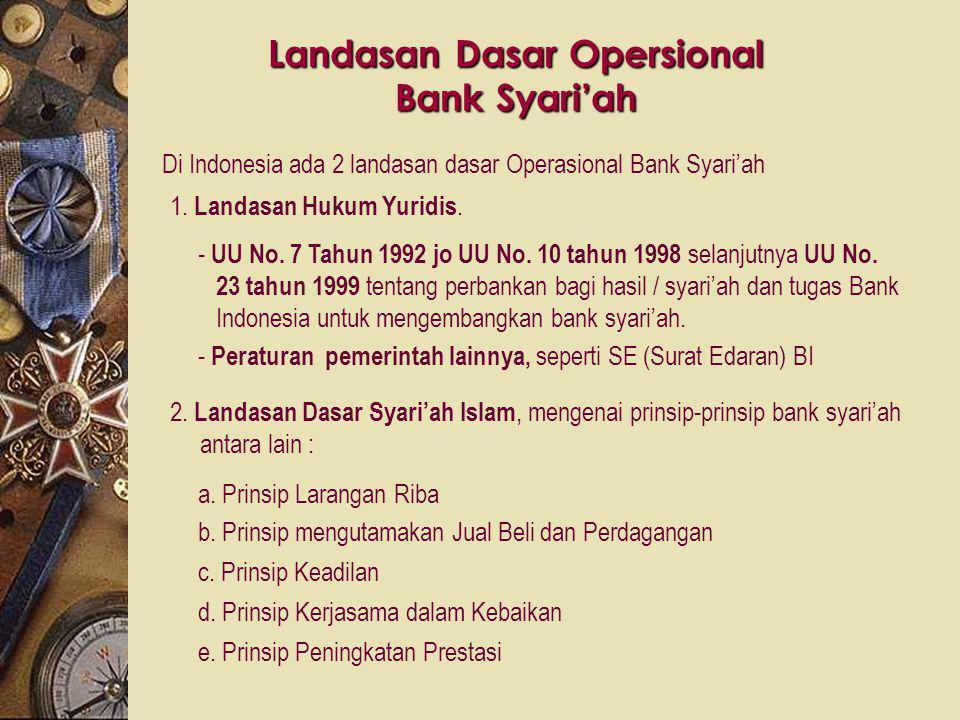 Mememenuhi standar keuangan dan mutu pelayanan Internasional Memperkuat Struktur Industri Pentahapan Pencapaian Sasaran Pengembangan Perbankan Syariah