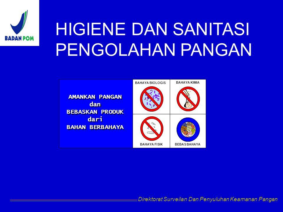 Hidung -Sumber : Staphylococcus, Streptococcus, Diptheria -Hindarkan bersin dan hindari tangan dari sentuhan hidung Organ pembuangan -Sumber: S.
