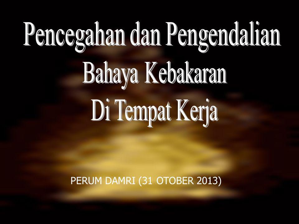 PERUM DAMRI (31 OTOBER 2013)