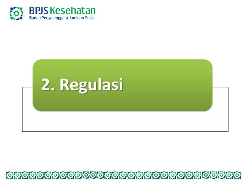 2. Regulasi