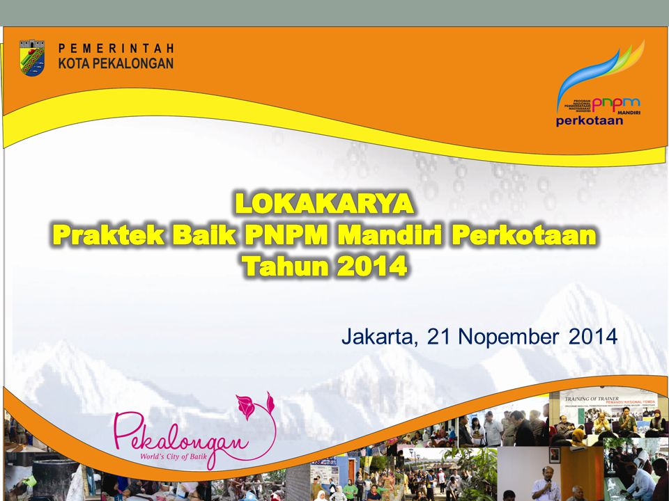 Jakarta, 21 Nopember 2014