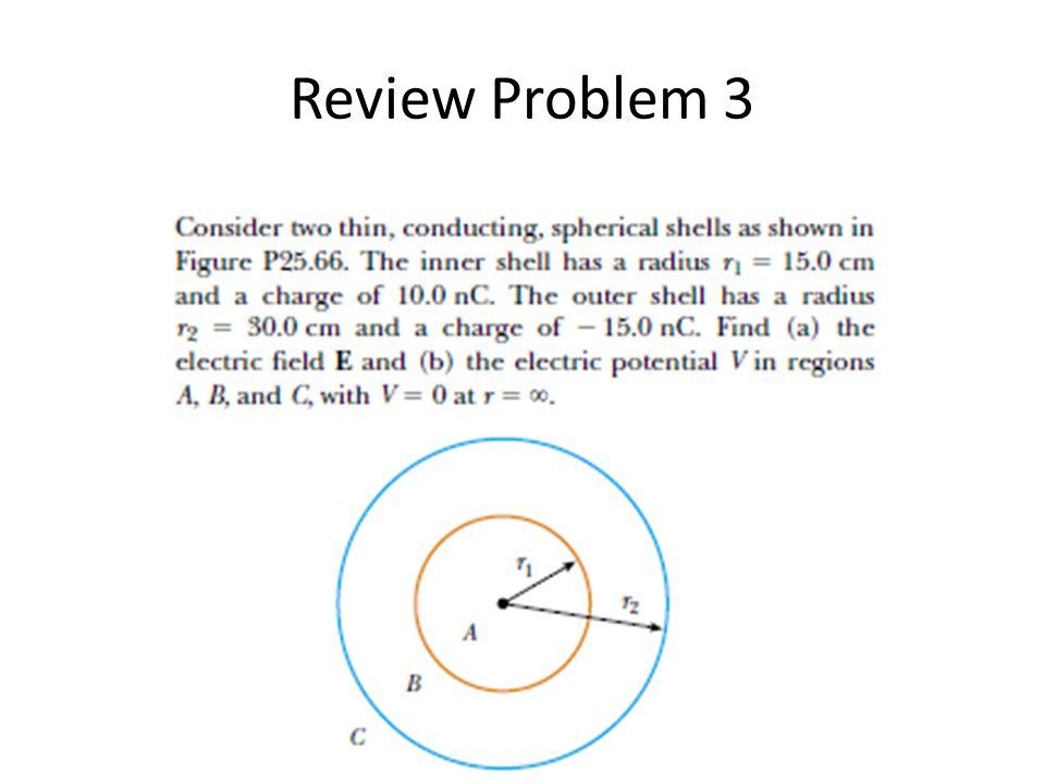Review Problem 3