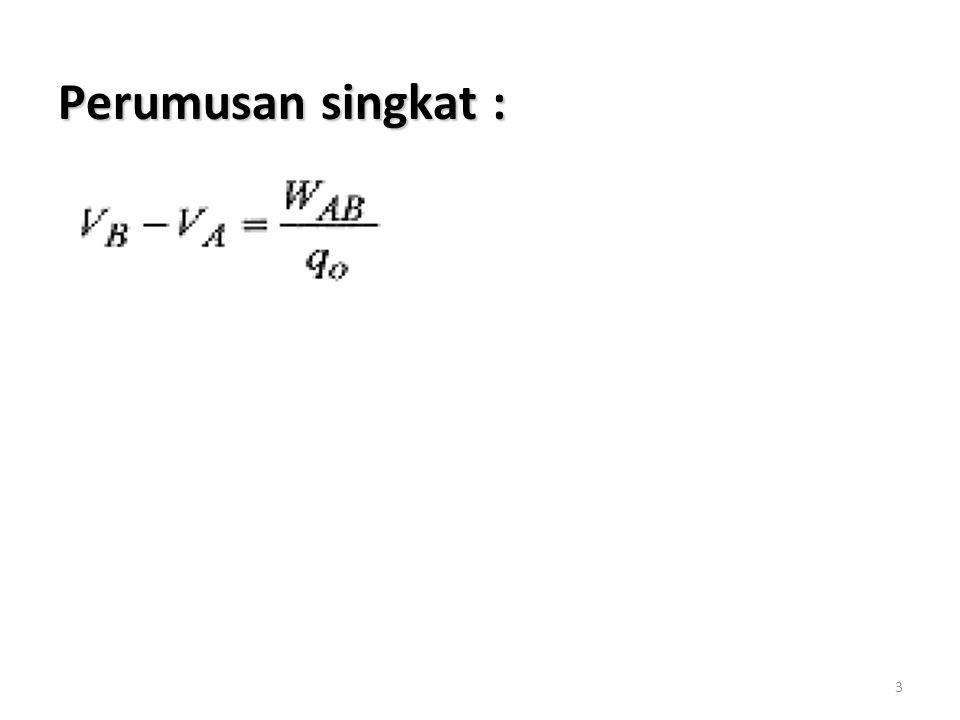 4 Integral garis digunakan untuk menyatakan kuantitas besaran skalar W Integral garis digunakan untuk menyatakan kuantitas besaran skalar W